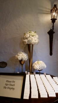 Amanda Placecard Table